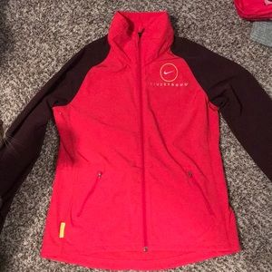 Live Strong Dri Fit Jacket. Like new